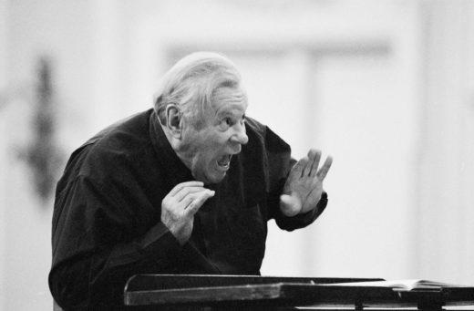 Евгений Светланов. Москва. 1997.