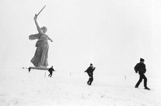Волгоград. 1998.