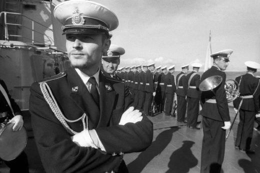 Баренцево море. 1998.