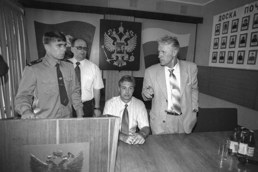 Бутырская тюрьма. 1997.